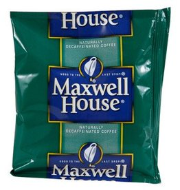 Maxwell House Maxwell House, Decaf (39040) 42/1.25oz. Case