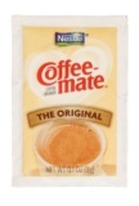 CoffeeMate Creamer, (CoffeeMate) Packets 20/50ct. Case