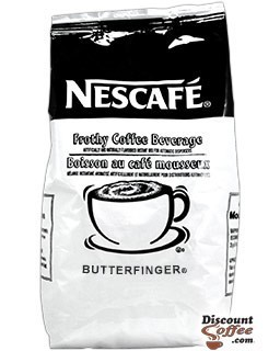 Cappuccino, Butterfinger (Nescafe') 6/2lb. Case