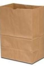 "Bag, Kraft Grocery Brown 6-3/4""x10-1/8""x14-3/8"" 500ct"
