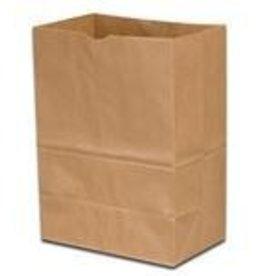 Duro Bag Bag, Kraft Grocery Brown Bag 500ct