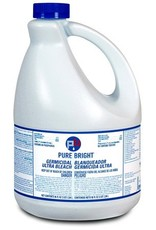 Bleach, 6% Pure Bright, 6/1gal. Case