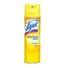 Lysol Lysol Disinfectant Spray, Origianl Cent 19oz. Can