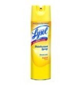 Lysol Lysol Disinfectant Spray, Origianl Scent 19oz. Can