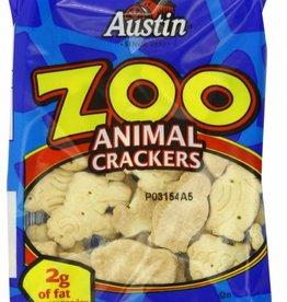 Austin Zoo Animal Crackers, 80ct. Case