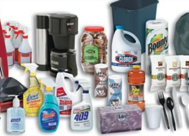 Cleaning/Janitorial Supplies