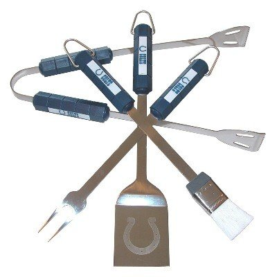 INDIANAPOLIS COLTS BBQ SET