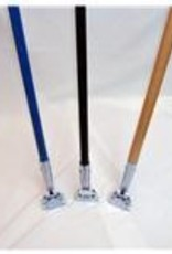 "Dust Mop Handle, 54"" Lacquered Hardwood Handle Each"