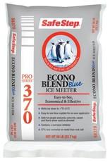 Ice Melter, SafeStep Blue Crystals (370) 50lb. Bag