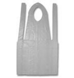 Aprons, Standard Weight Poly Aprons 100ct. Box