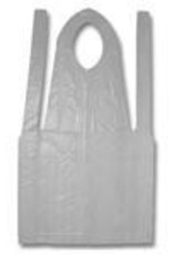 Aprons, Heavyweight Poly Aprons 50ct. Box