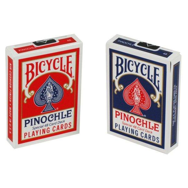 Bicycle Pinochle Playing Cards 12ct. Box