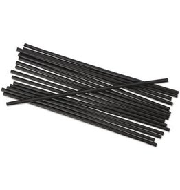 "Stir Stick, Plastic 5"" Black 1,000ct. Box"