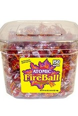 FERRARA PAN Atomic Fireball, 150ct. Tub