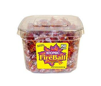 Atomic Fireball, 150ct. Tub