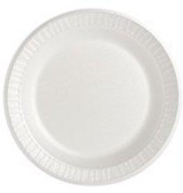 "Darnel Plates, 6"" Foam 8/125ct. Case"