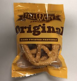 Tell City Tell City Pretzels, Original 3-Pack Bag