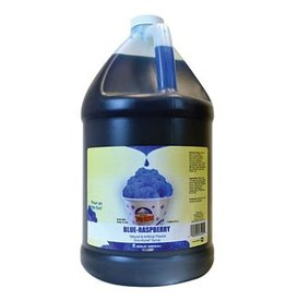 Sno-Kone Sno-Kone Syrup, Blue Raspberry 1Gallon