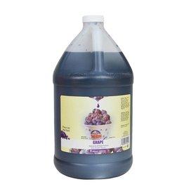 Sno-Kone Sno-Kone Syrup, Grape 1 Gallon