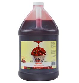 Sno-Kone Syrup, Cherry 1Gallon