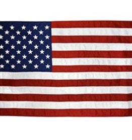 American Flag Flags, 3'x5' American Flag (Nylon) Each