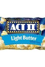 Act II Popcorn, Lite Butter 36ct. Case