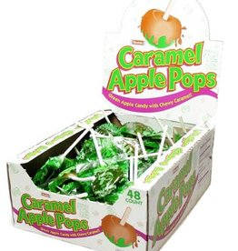 TOOTSIE ROLL Caramel Apple Pops, 48ct. Box