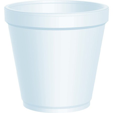 Dart Container Food Cont, 16oz Styrofoam (16MJ20) 20/25 ct. Case