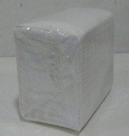 Napkins, White Interfold Napkins 12/500ct. Pack Case