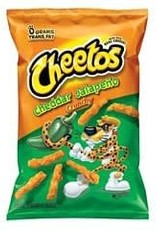FRITO-LAY/LARGE SINGLE SERVE Cheetos Cheddar Jalapeno, LSS Bag