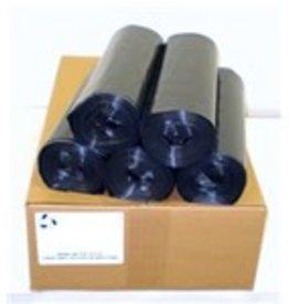 Trash Bags Can Liner, 60 Gal. 38x58 (1.5mil.) Black 10/100ct. Case