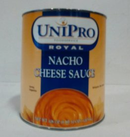 UniPro Food Service Cheese Sauce, Nacho Cheese  #10 can