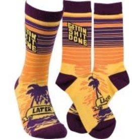 Socks, (Gettin' Shit Done) Socks 1 Pair
