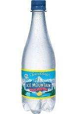 Ice Mountain Sparkling Lemon Water 24/16.9oz. Case