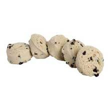 Cookie Dough, Chocolate Chip 320/1oz. Case