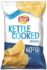 Lays Kettle Cooked Original Chips, LSS Bag