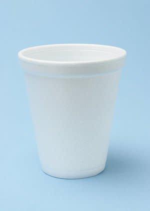 Dart Container Cups, 12oz Foam 12J12 1000ct Case