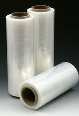 "Handwrap Stretch Film, 18"" x 1500' 65ga. 3"" Core 4ct. Case"