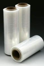 """Handwrap Stretch Film, 18"""" x 1500' 65ga. 3"""" Core 4ct. Case"""