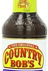 COUNTRY BOB EDSON'S Country Bob's All Purpose Sauce, 12/13oz. Case