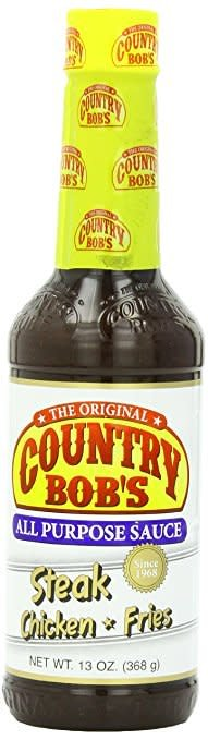 Country Bob's All Purpose Sauce, 12/13oz. Case