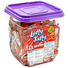 Laffy Taffy, Cherry 145ct. Jar