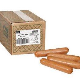FARMLAND Hot Dog 8:1, (10lb.) Case