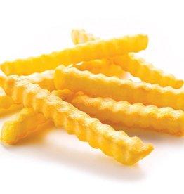 "French Fries, 1/2"" CC Potato Fries 5lbs. Bag"