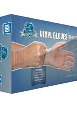 Empress Gloves, Powdered Vinyl, Large 100ct. Box