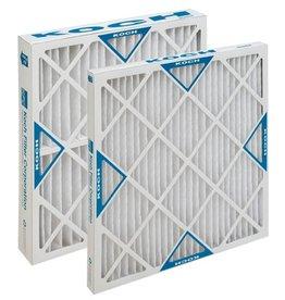 "Koch Filter Filters, Multi-Pleat XL 14""x25""x1"" 12ct. Case"