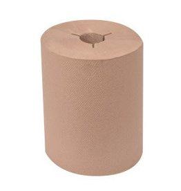TORK Roll Towel, Tork (H86) Universal Brown Roll Towel, 6/550 Case.