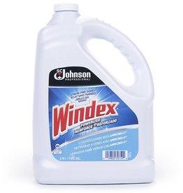SC Johnson Windex Glass Cleaner, Liquid RTU 4/1gal.