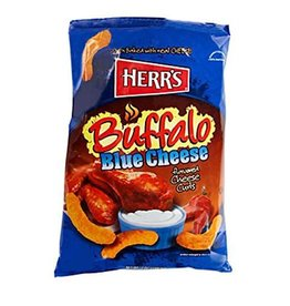 HERR FOODS INC Herr's Buffalo Blue Cheese Curls, Bag