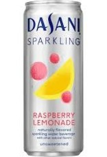 Dasani Dasani, Sparkling Raspberry Lemon 24ct 12oz